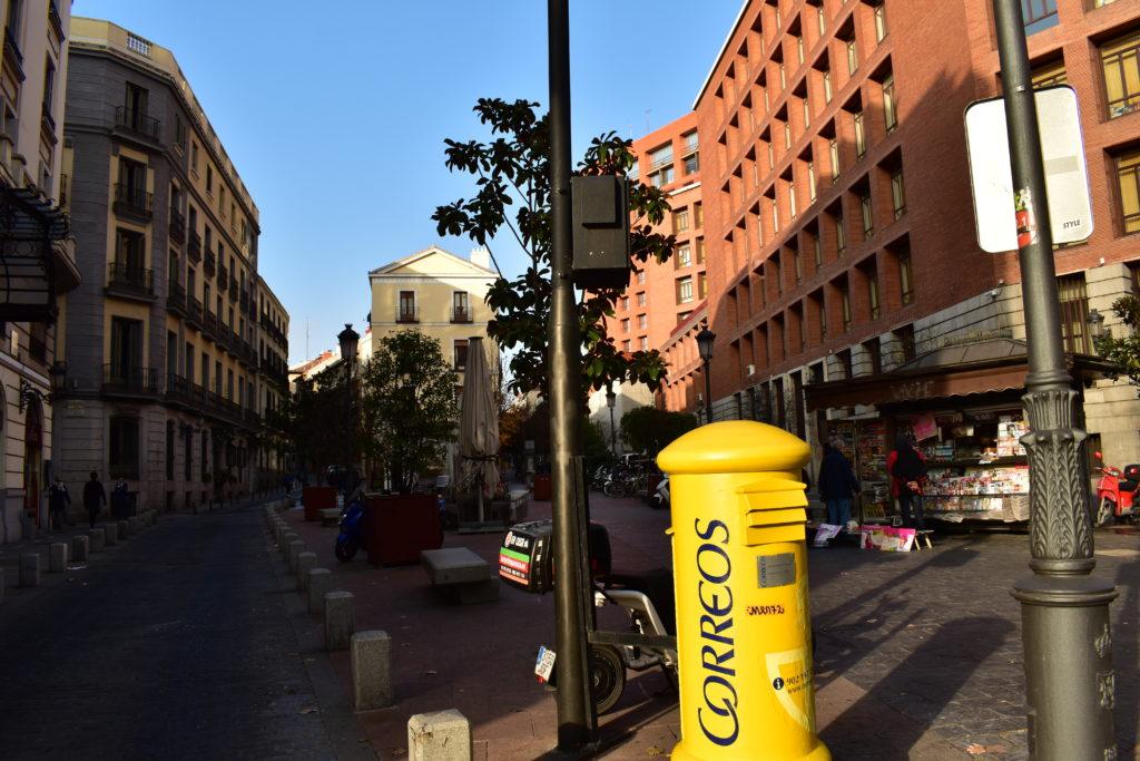 【画像】マドリードの街並