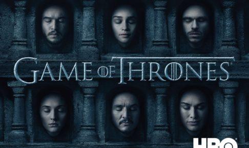 【画像】Game Of Thronesオフィシャル画像