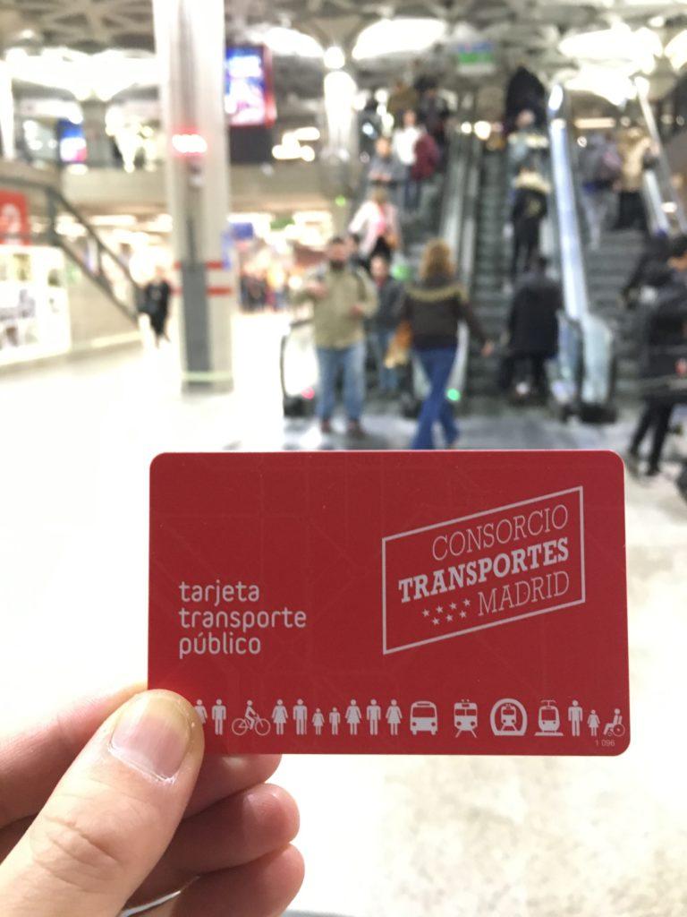 【画像】地下鉄チケット