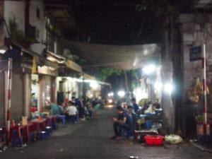 【画像】アジアの夜の路地