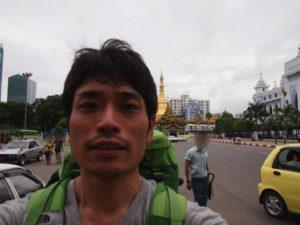 【画像】初めての海外一人旅 @ミャンマー