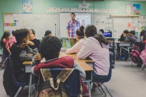 【イメージ画像】教室