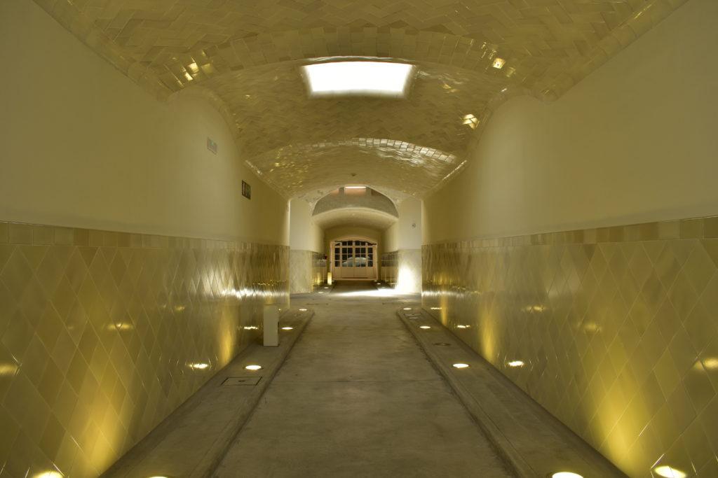 【画像】サン・パウ病院 地下回廊