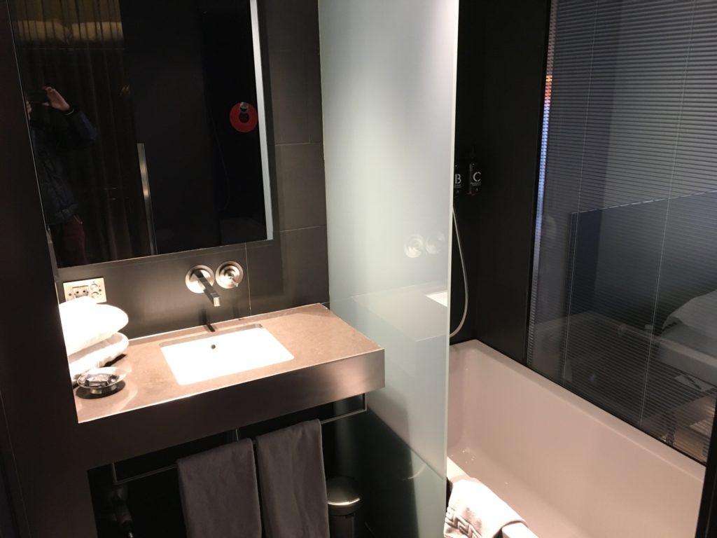 【画像】SOHO HOTEL 客室内②