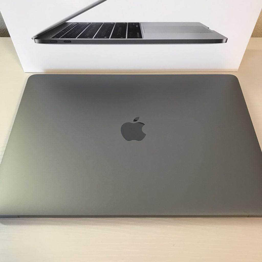 【画像】Macbook Pro 本体