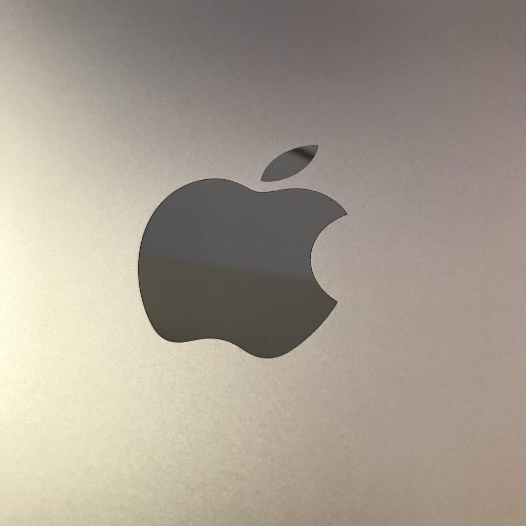 【画像】Macbook Pro 本体のAppleのロゴ