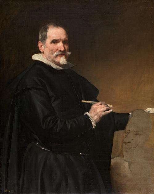 『フアン・マルティネス・モンタニェースの肖像 Juan Martinez Montanes』