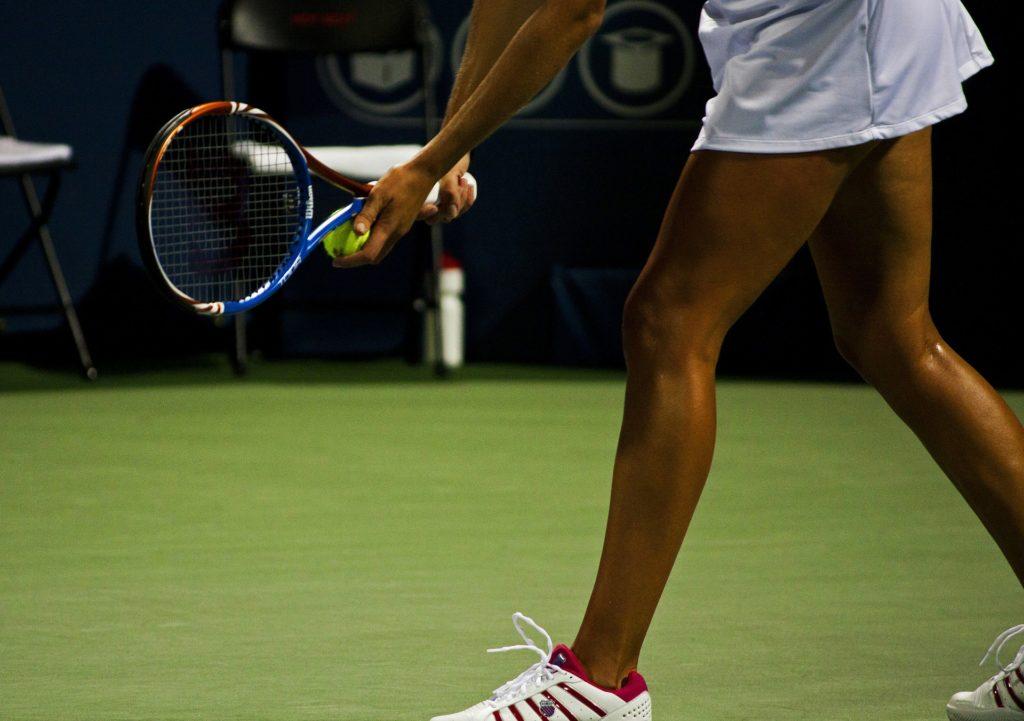 【イメージ画像】テニス