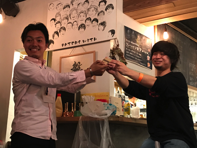 【画像】ビンゴ 表彰式