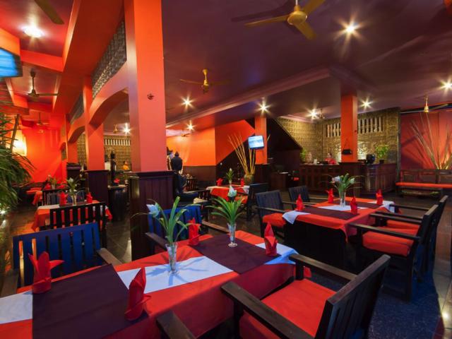 【画像】Golden Butterfly Villa ロビー&レストラン