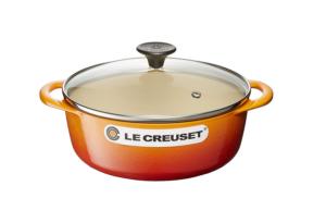 ル・クルーゼ 新商品のお鍋